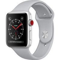 Apple Watch Series 3 Cellular Aluminum 42