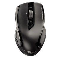 HAMA Roma Wireless Laser Mouse Black USB