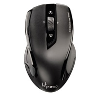 HAMA Wireless Laser Mouse Mirano Black USB