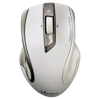 HAMA Wireless Laser Mouse Mirano White USB