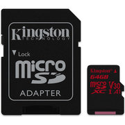 Kingston SDCR/64GB 64GB фото