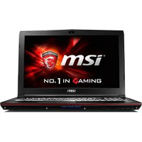 MSI GP62 6QF Leopard Pro (Intel Core i5 6300HQ 2300 MHz/15.6
